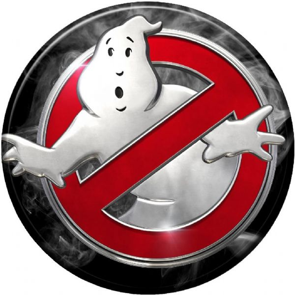 GHOST BUSTER 4x4 Spare Wheel Cover DECAL STICKER
